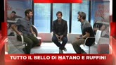 Sky Cine News incontra la coppia Ruffini-Matano