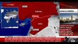 11/10/2014 - Isis, cade comando curdo a Kobane 