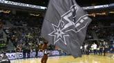 11/10/2014 - San Antonio Spurs-Fenerbahce 96-90