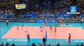 12/10/2014 - Mondiali di volley, delusione per l'Italia
