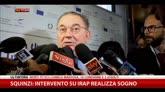 14/10/2014 - Squinzi: intervento su Irap realizza un sogno