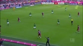 Bayern-Werder Brema 6-0