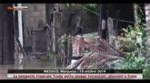 Messico, la tempesta tropicale Trudy provoca 6 vittime