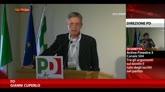 Cuperlo a Renzi: Leopolda è partito parallelo?