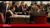 20/10/2014 - Roma, prefetto al sindaco: annullare trascrizioni nozze gay