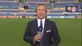 21/10/2014 - Roma-Bayern, sale la tensione verso la sfida dell'Olimpico