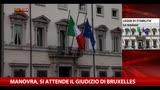 Manovra, si attende il giudizio di Bruxelles