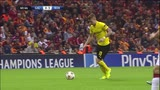 22/10/2014 - Galatasaray-Borussia Dortmund 0-4