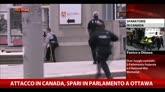 Attacco in Canada, spari in Parlamento a Ottawa