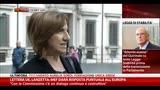 Lettera UE, Lanzetta: MEF darà risposta puntuale a Europa