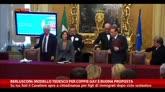 Berlusconi: modello tedesco per coppie gay è buona proposta
