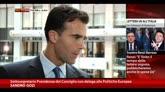 Gozi a Sky TG24: anche l'UE non ha rispettato le regole