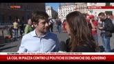 CGIL va in Piazza, Civati: il mio popolo è questo