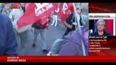 25/10/2014 - Cgil, in Piazza Roma 1 milione di persone contro il jobs act