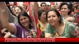 26/10/2014 - Brasile alle urne, lieve vantaggio per Dilma Rousseff