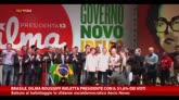 27/10/2014 - Brasile, Rousseff rieletta presidente con il 51,6% dei voti