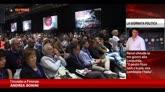 27/10/2014 - Renzi: posto fisso non c'è più perchè è cambiato mondo