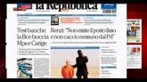 Rassegna stampa nazionale (27.10.2014)
