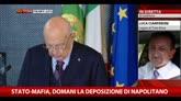 27/10/2014 - Stato-mafia, le parole di Luca Cianferoni (legale Riina)