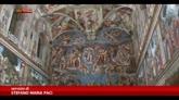Musei Vaticani, nuova luce per la Cappella Sistina