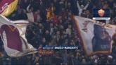 30/10/2014 - Roma, la vittoria contro il Cesena vale l'aggancio in vetta