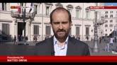 30/10/2014 - Scontri Roma, Orfini: gestione ordine pubblico sbagliata