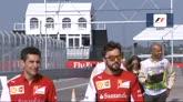 Attesa per Vettel alla Ferrari e Alonso alla Mc Laren