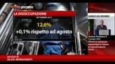 31/10/2014 - Istat, la disoccupazione a settembre sale al 12,6%