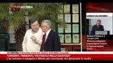 """31/10/2014 - Tangenti, Tremonti: """"Ho fiducia nella giustizia"""""""