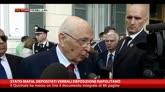 31/10/2014 - Stato-mafia, depositati verbali testimonianza Napolitano