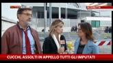 """31/10/2014 - Cucchi, la sorella: """"Di Stefano non importa nulla a nessuno"""""""