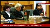 31/10/2014 - Cucchi, legale famiglia: sentenza è fallimento giustizia