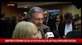 31/10/2014 - I genitori Cucchi: Stato ha fallito, battaglia per giustizia