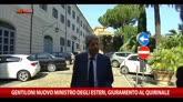 """Gentiloni, un """"comunicatore"""" alla Farnesina"""