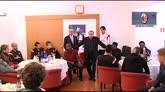 31/10/2014 - Berlusconi bacchetta le punte: col Cagliari neanche un tiro