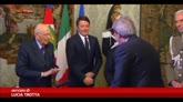 Paolo Gentiloni è il nuovo Ministro degli Esteri