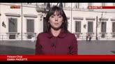 """02/11/2014 - Renzi: """"Chi vuole andare con sinistra radicale faccia pure"""""""