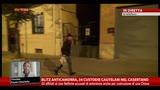 03/11/2014 - Blitz anticamorra, 34 custodie cautelari nel Casertano