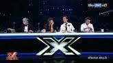 06/11/2014 - I giudici commentano l'esibizione di Leiner