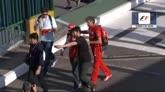 GP Brasile, la macchina di Alonso in fiamme, il commento