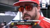 """Alonso: """"Nessun problema con il team"""""""