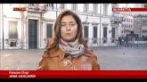 """09/11/2014 - Napolitano, Renzi: """"E' una garanzia per questo Paese"""""""