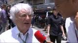 """F1, Ecclestone: """"Non c'è nessuna crisi"""""""