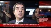 09/11/2014 - Fitto: Berlusconi chiede garanzie sul Colle? Non mi risulta