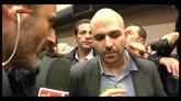 10/11/2014 - Processo Casalesi, Saviano: oggi giorno decisivo per me
