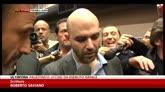 11/11/2014 - Saviano: riconosciuta minaccia, parole fanno paura ai clan
