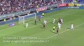 Handanovic, 20° rigore parato in Serie A. Perin ferma Avelar