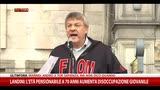 14/11/2014 - Landini: dov'è il Governo Renzi? Solo nelle fabbriche vuote?