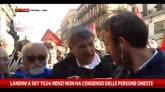 21/11/2014 - Landini a SkyTG24: Renzi non ha consenso persone oneste