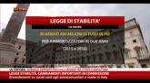 Legge di stabilità, cambiamenti importanti in Commissione